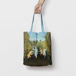Shopping Bag I giocatori di palla ovale