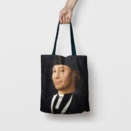 Shopping Bag Ritratto d'uomo