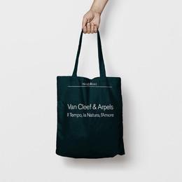 Shopping Bag Il Tempo, la Natura, l'Amore